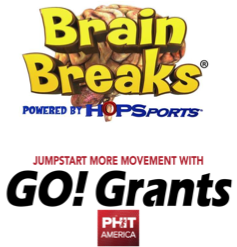 Brain Breaks Go Grant