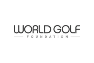 Logo World Golf Foundation